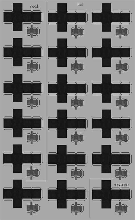 Minecraft Papercraft Ender - papercraft ender minecraft paper craft