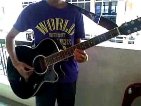 baik baik sayang acoustic cover wali band baik baik sayang cover