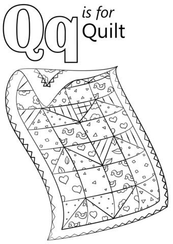 coloring pages for q free worksheets 187 printable letter q free math