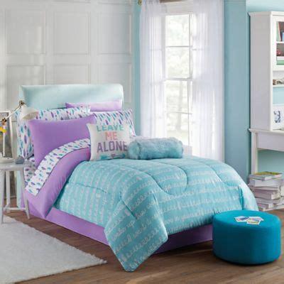 purple twin bed set buy purple comforter twin from bed bath beyond