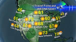 us travel forecast map us travel 171 cbs dallas fort worth