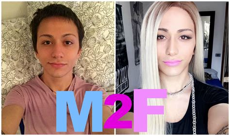 man to woman makeover male to female makeup transformation youtube