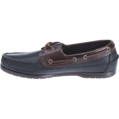 Original Bnwb Sebago Canton Slip On Black new mens sebago black brown leather schooner boat shoes b759452 ebay