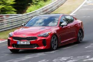 2018 kia stinger gt what to expect arrival and pricing
