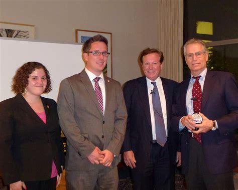 Winthrop Mba Curriculum by Innovator Award Recipient Michael Ashner Shares Career