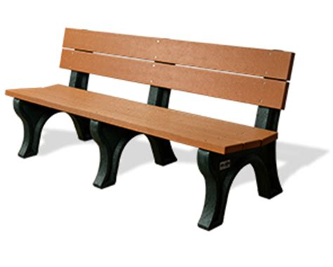personalized bench plastic outdoor benches recycled plastic personalized