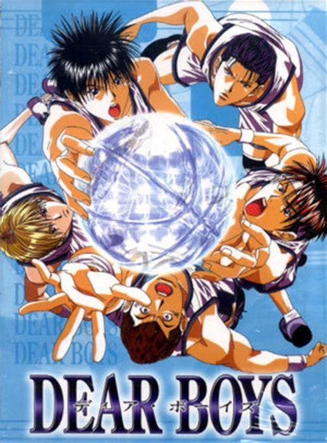 dear boys dear boys anime planet