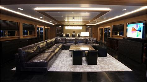 Soraya Rooms by 46 M Motor Yacht For Sale