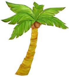 Palm Tree Templates by Palm Tree Craft Template Clipart Best