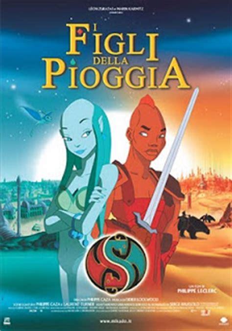 film fantasy animazione i figli della pioggia philippe leclerc film animazione