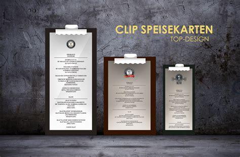Speisekarten Design Vorlagen clip speisekarten lounge moment ihre werbeagentur aus