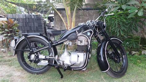 dijual koleksi motor klasik bmw  bali classic motor