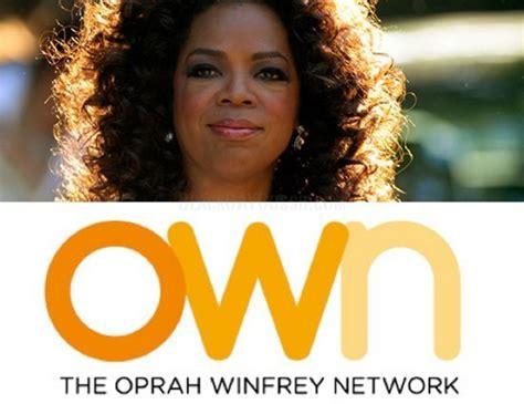 own network oprah winfrey of