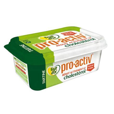 fruit d or pro activ margarine fruit d or pro activ tartine 250g tous les