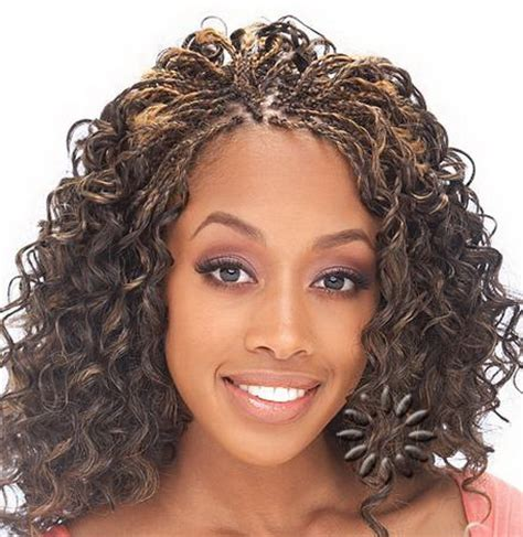 deep wavy micro braiding for older women pictures of micro braids hairstyles