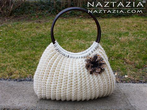 tote bag pattern free youtube diy free pattern and youtube video tutorial crocheted