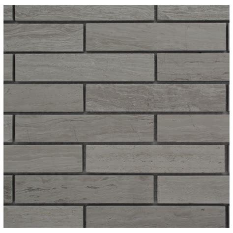 brick pattern mosaic tile wooden beige 3 4x4 brick pattern marble mosaic tiles from