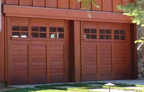 Price Of Wood Garage Doors by Mesa Garage Doors Low Price Guarantee Garage Doors