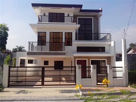 three storey house design 3 story home designs house design ideas