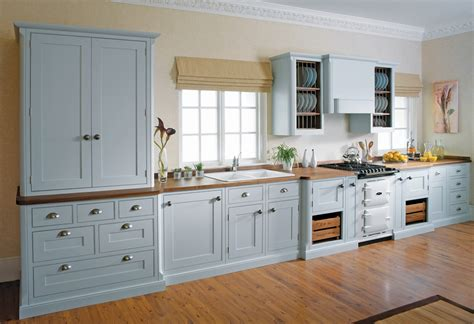 Kitchen Cabinets Hickory Blue Kitchens Perfect For Modern Or Contemporary Styles