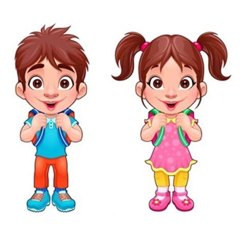 imagenes de niños alegres animados ninos estudiando fotos y vectores gratis