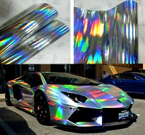 rainbow chrome rainbow chrom folien sam 180 s garage