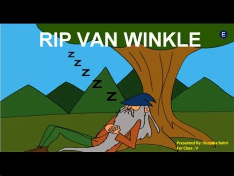 rip van winkle cbse class v lesson question answers