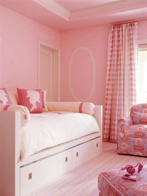 room paints the color pink hgtv