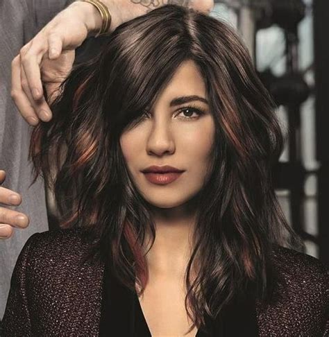 hairstyles and highlights for women 35 35 lovely long shag haircuts for effortless stylish looks