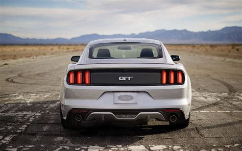 2015 ford mustang silver 2015 ford mustang silver static 2 1280x800 wallpaper