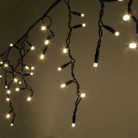 Heavy Duty Outdoor String Lights 300 Warm White Heavy Duty Outdoor Icicle Led String Lights Connevans Electronics
