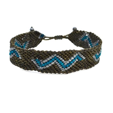 Macrame Bracelet - illapa macrame bracelet
