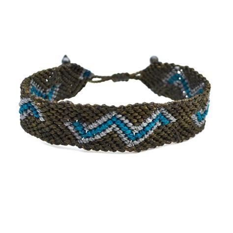Illapa Macrame Bracelet