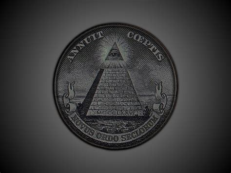 novus ordo seclorum illuminati illuminati eye wallpaper