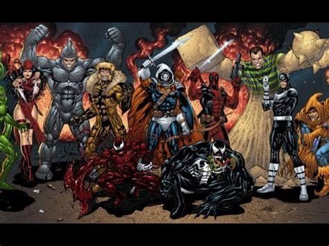 best marvel my top 10 villains marvel