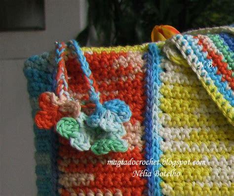 magiadocrochet blogspot magia do crochet mini flores