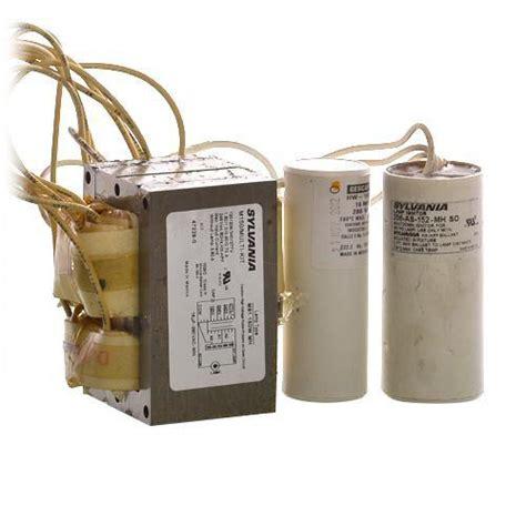 network tap capacitor sylvania 47229 m150 multi kit magnetic metal halide ballast kit 150 watt pulse ignitor multi tap