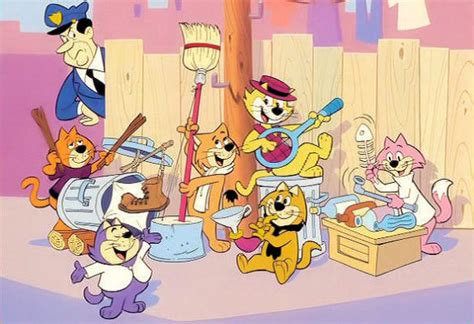 best barbera top cat barbera characters return in