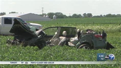 car crash in illinois the last tradition illinois schmidt 1 year kaleb schmidt killed in beecher