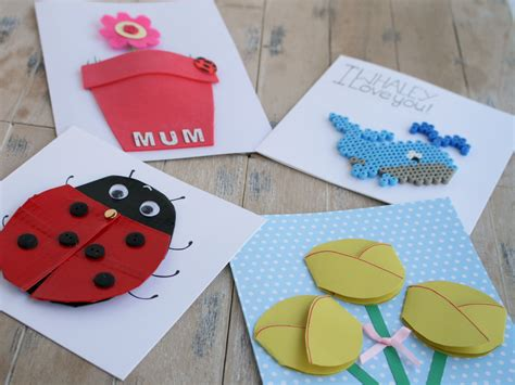 card craft ideas 4 easy s day card ideas hobbycraft