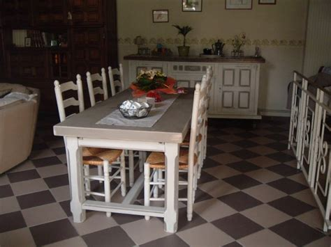 Relooking Salle A Manger by Relooking Enfilade Table Chaises Salle 224 Manger L