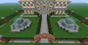 Mansion Dining Room victorian style mansion minecraft project
