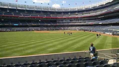 Section 136 Yankee Stadium by New York Yankees Yankee Stadium Section 136