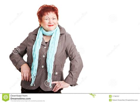 How To Photograph Heavy Women   overweight woman with scarf royalty free stock photography