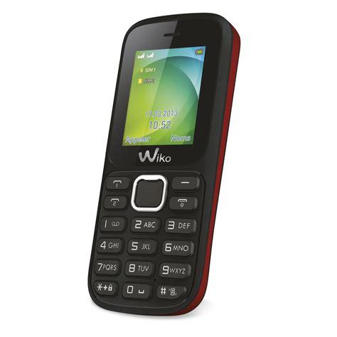 wiko lubi  noir mobile smartphone wiko sur ldlccom