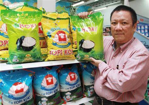 Harga Beras Merek Topi Koki jurus menghindari jebakan komoditas ala raja beras