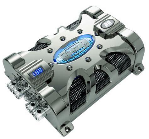 best sound system capacitor capacitors ssl cap2000 10 farad capacitor with digital voltmeter