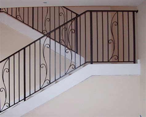 Kitchen Design Chicago by Spring Flower Design Wrought Iron Stair Rail