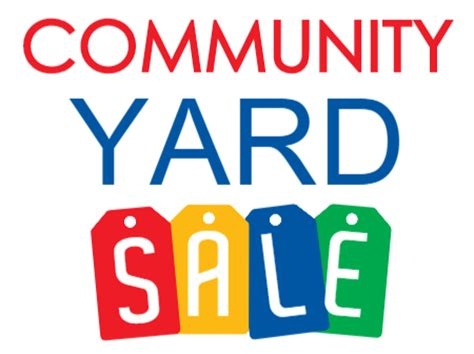backyard sale town wide garage sales this weekend dekalb county online