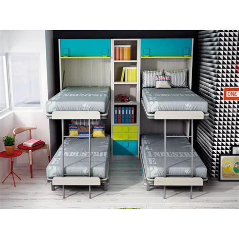 precios de camas literas dormitorios con literas abatibles verticales dobles